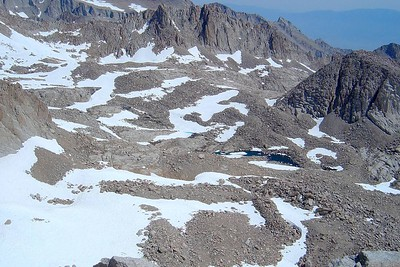 23-Mt Whitney-View of Lake