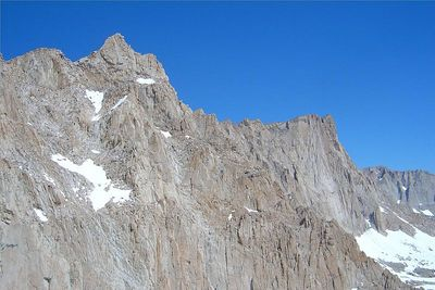 22-Mt Whitney-View of Summit