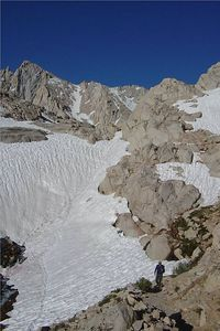 20-MT Whitney-Snow Trail