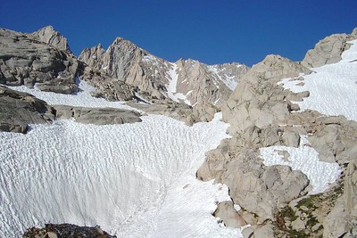 21-Mt Whitney-Snow Caps