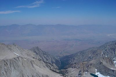 33-Mt Whitney-View from Above