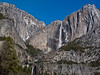 Lower and Upper Falls<br /> Yosemite NP, CA