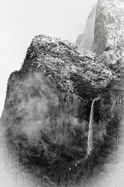 Bridalveil Fall<br /> Yosemite NP, CA