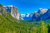 Yosemite Tunnel View<br /> Yosemite NP, CA