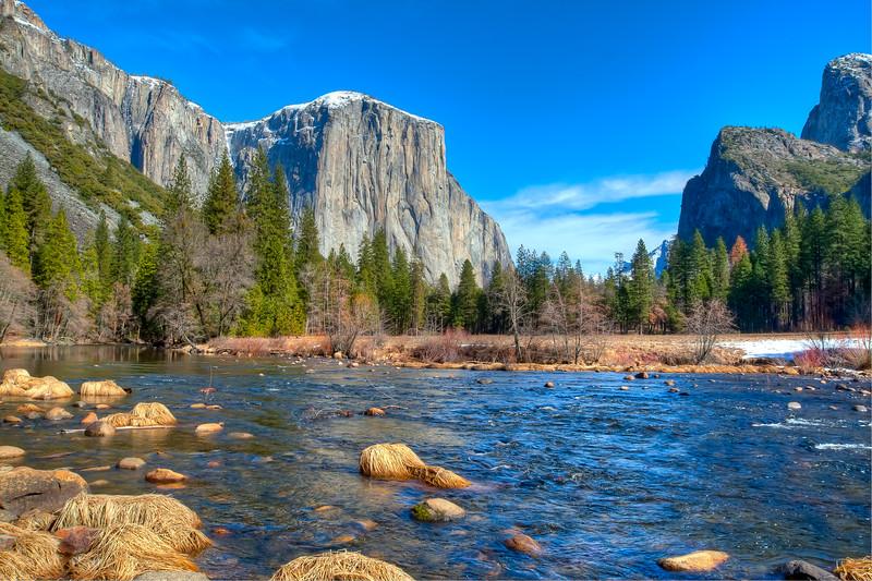 Yosemite Vista View<br /> Yosemite NP, CA