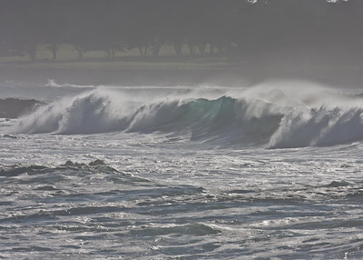 Big Water, 17 Mile Drive, Pacific Grove, Ca.