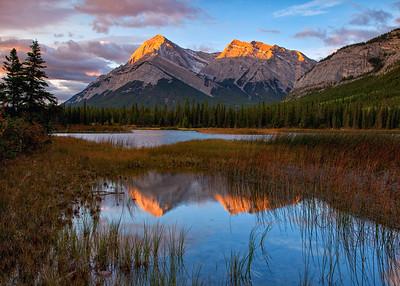 White Goat Lakes Sunrise