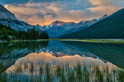 Canadian Rockies Sunrise