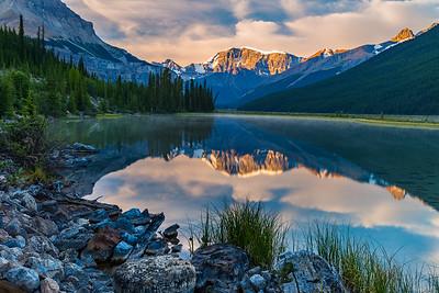 Sunrise at Beauty Creek