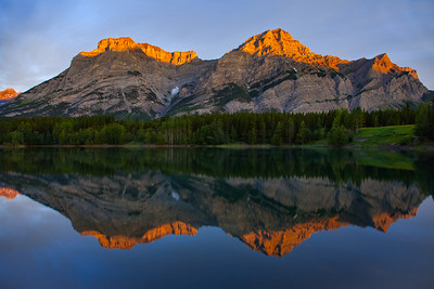 Wedge Pond Sunrise