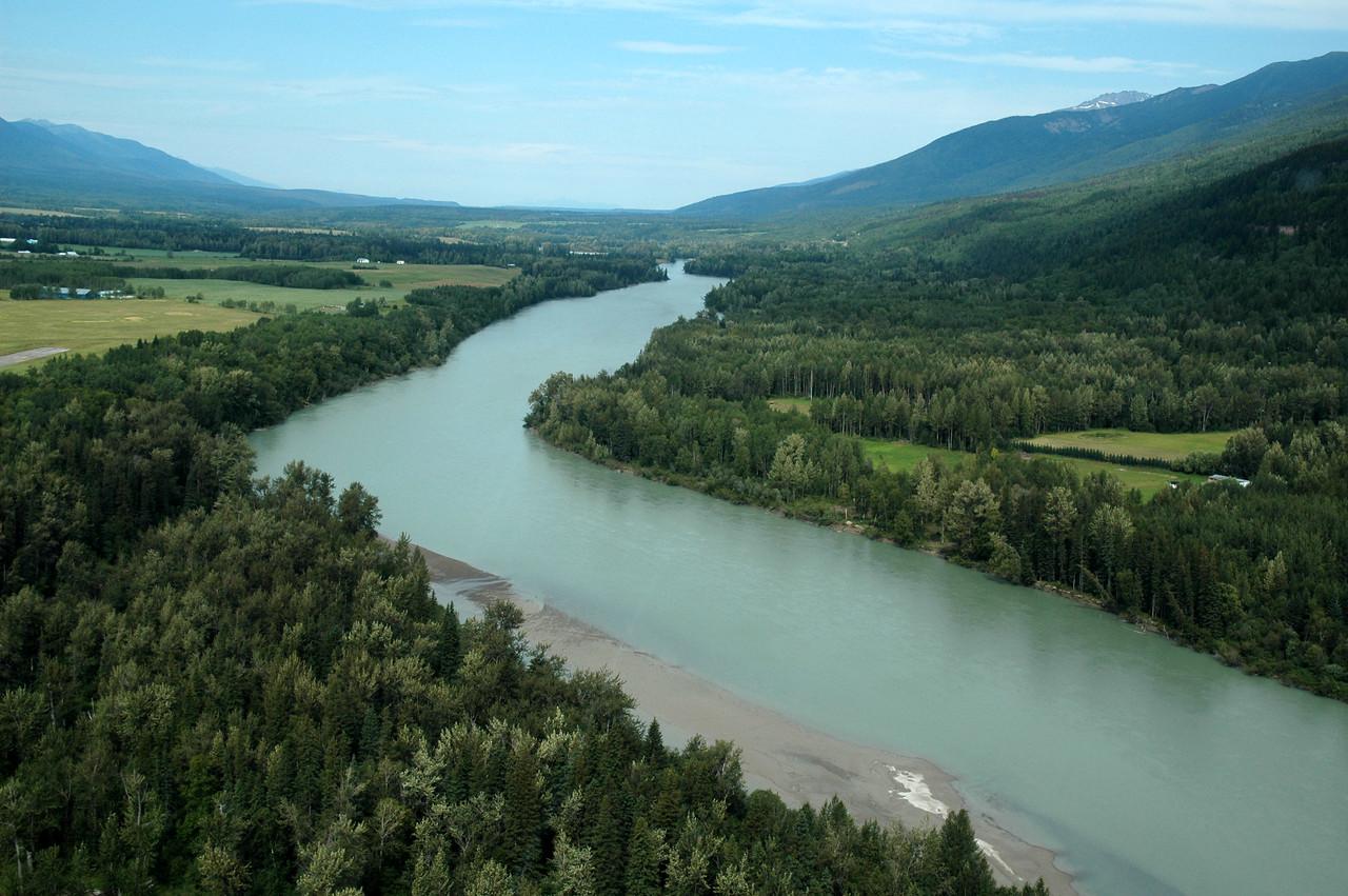 Frasier River, British Columbia