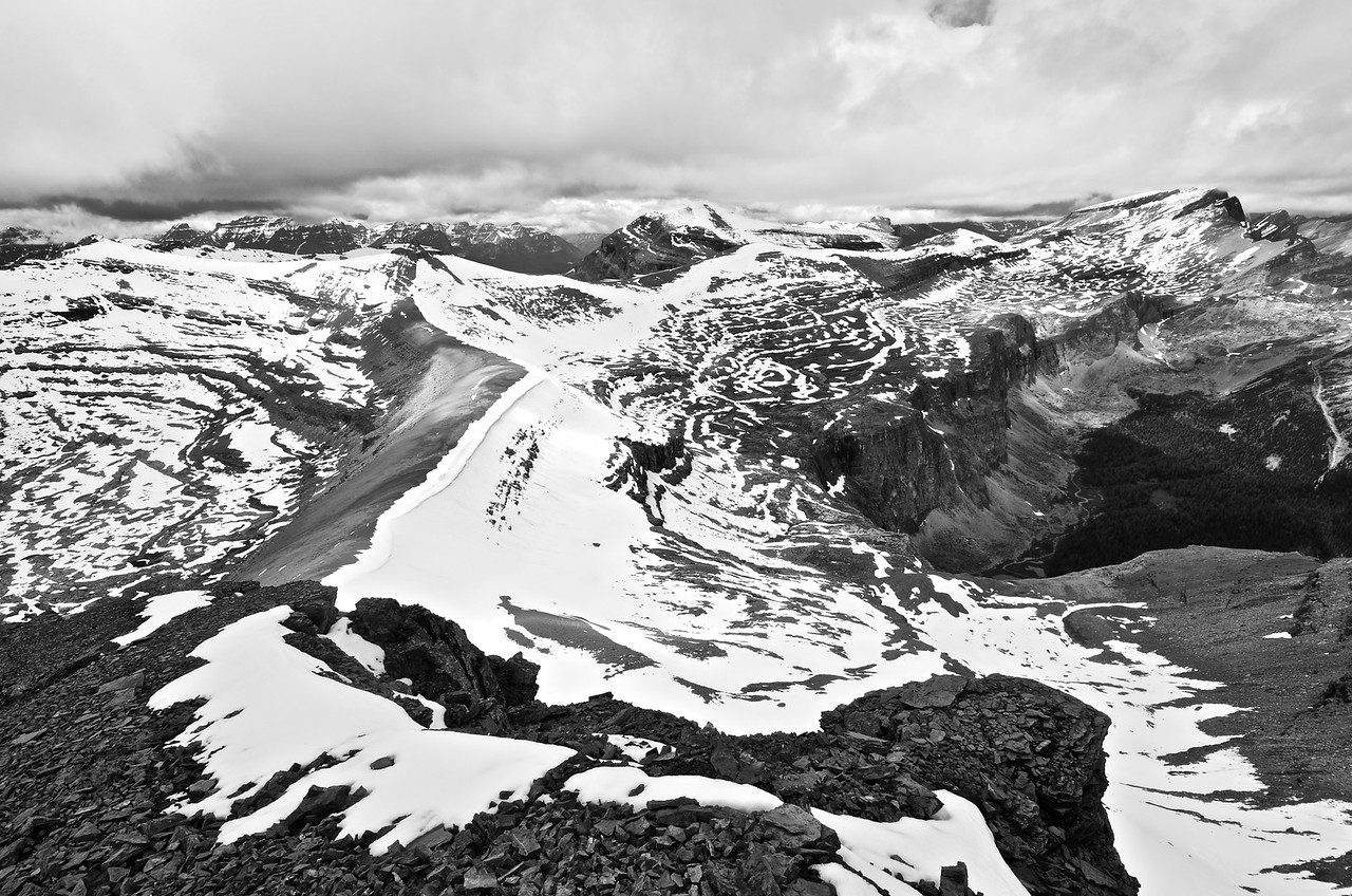 View from Helena Peak