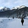 Lake Louise & Aniko