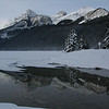 Lake Louise, without a graduated density filter