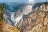 Lower Falls of Yellowstone River
