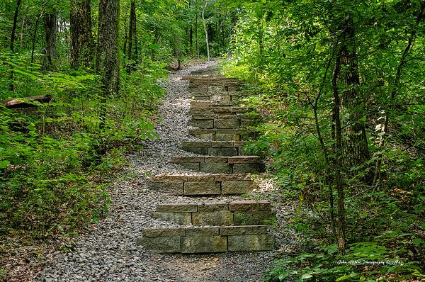 Conservation Trail Cape Girardeau