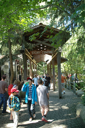 Capilano Suspension Bridge, BC