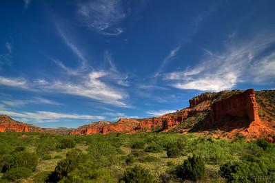 Caprock Canyons 6-19-10