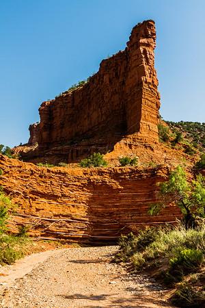 Caprock Canyons June 22, 2013