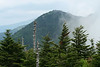 View from Mt Mitchell.