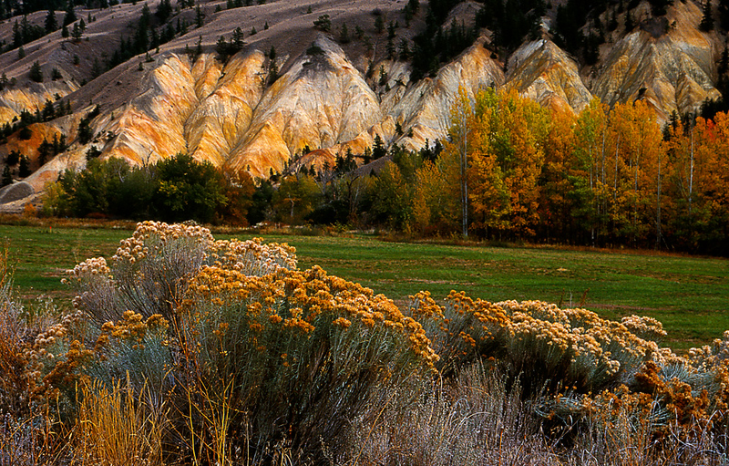 Painted Hills in the fall II