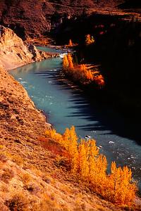 Farwell Canyon in the fall