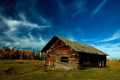 little old barn