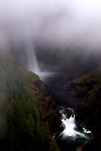 Helmekon Falls