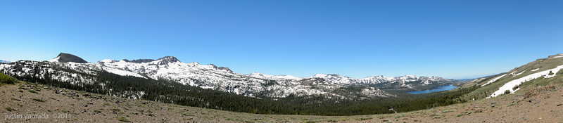 Carson Pass hike