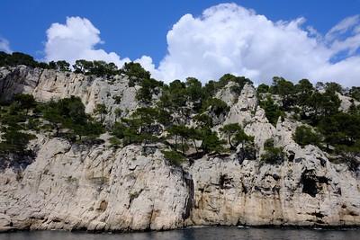 Cassis / parc national des Calanques