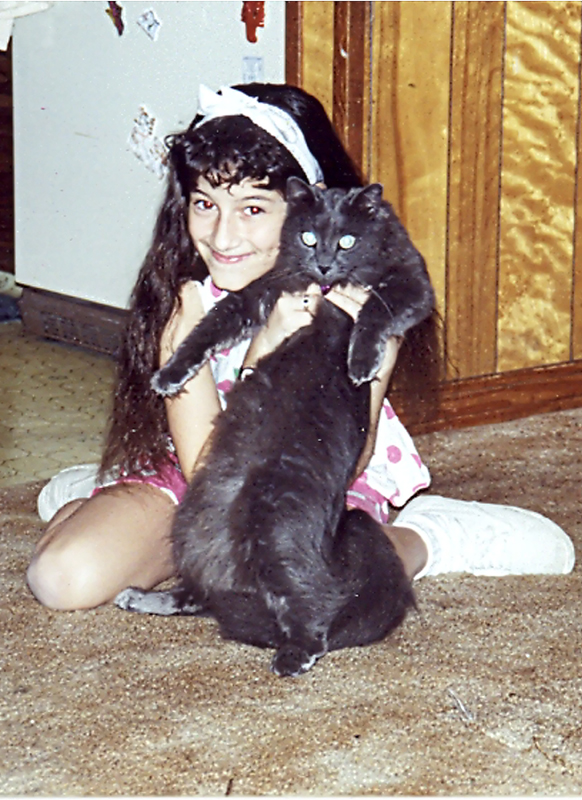 Alaina and Zeek  Nov 1993