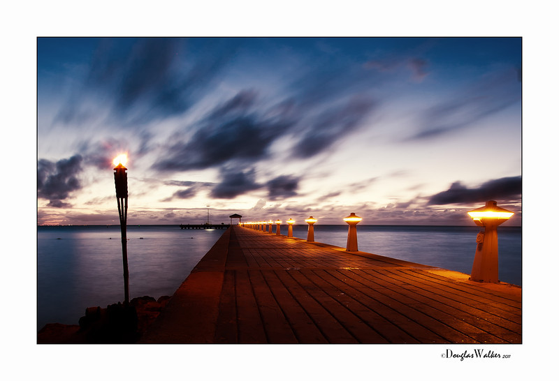 After Sunset - Rum Point, Grand Cayman