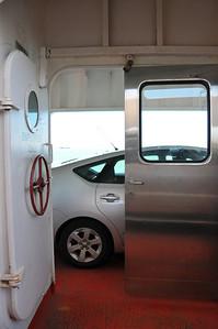 Prius in diesel mode