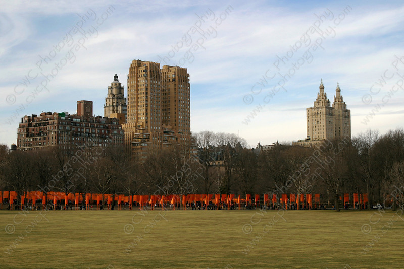 """6060-Buildings overlooking Central Park in New York City <a href=""""http://www.cwcphotography.com/gallery/1199387"""">(8x12)</a>"""
