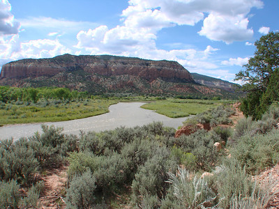 Chama River Canyon Wilderness
