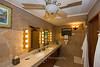 Cabana bathroom at Chan Chich Resort