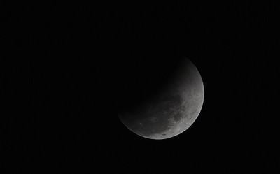 Lunar Eclipse Dec 10th 2011