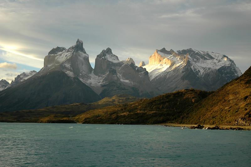 Cuernos; Torres del Paine NP