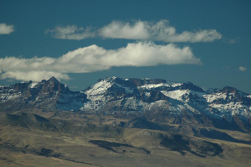 Miocene volcanics