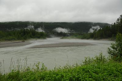Taiya River, Skagway, Alaska