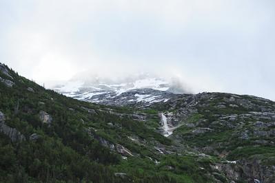 Waterfall, Chilkoot Trail