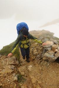 Julie, Chilkoot Trail