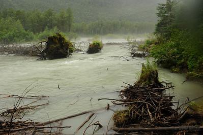 Taiya River, Chilkoot Trail, Alaska