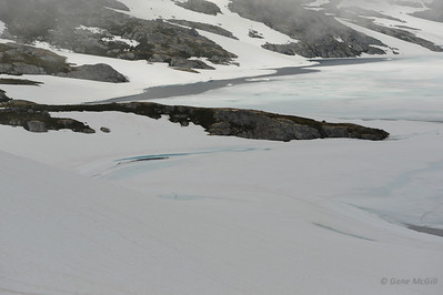 Crater Lake, Chilkoot Trail