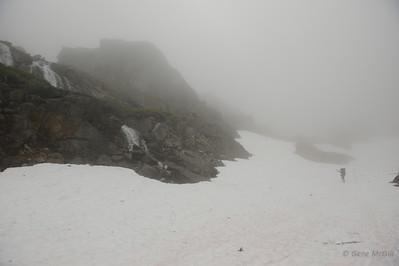 Suz, Chilkoot Trail