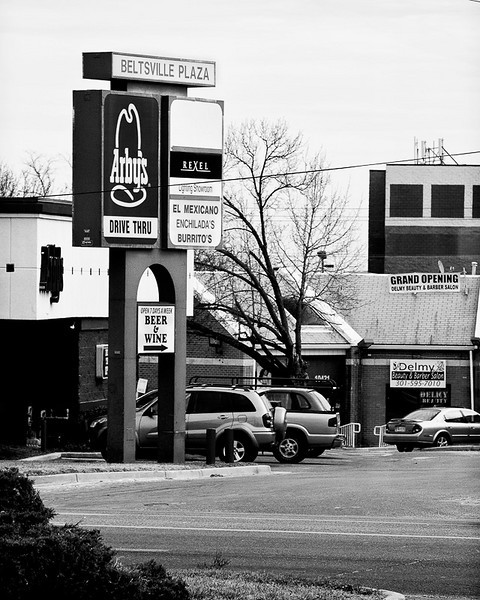 "The Beltsville ""Plaza"""