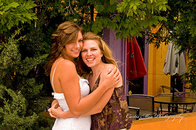 Kelli and Kristi.