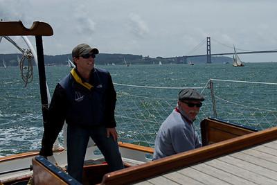 Classic Sailboat Race