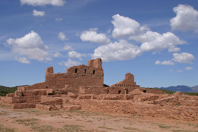 Abo at Salinas Pueblo Missions, NM
