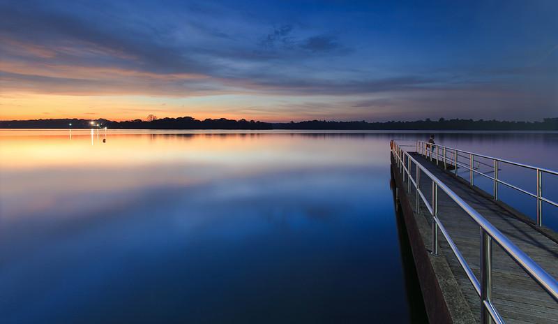 Lower Seletar Resevoir Singapore